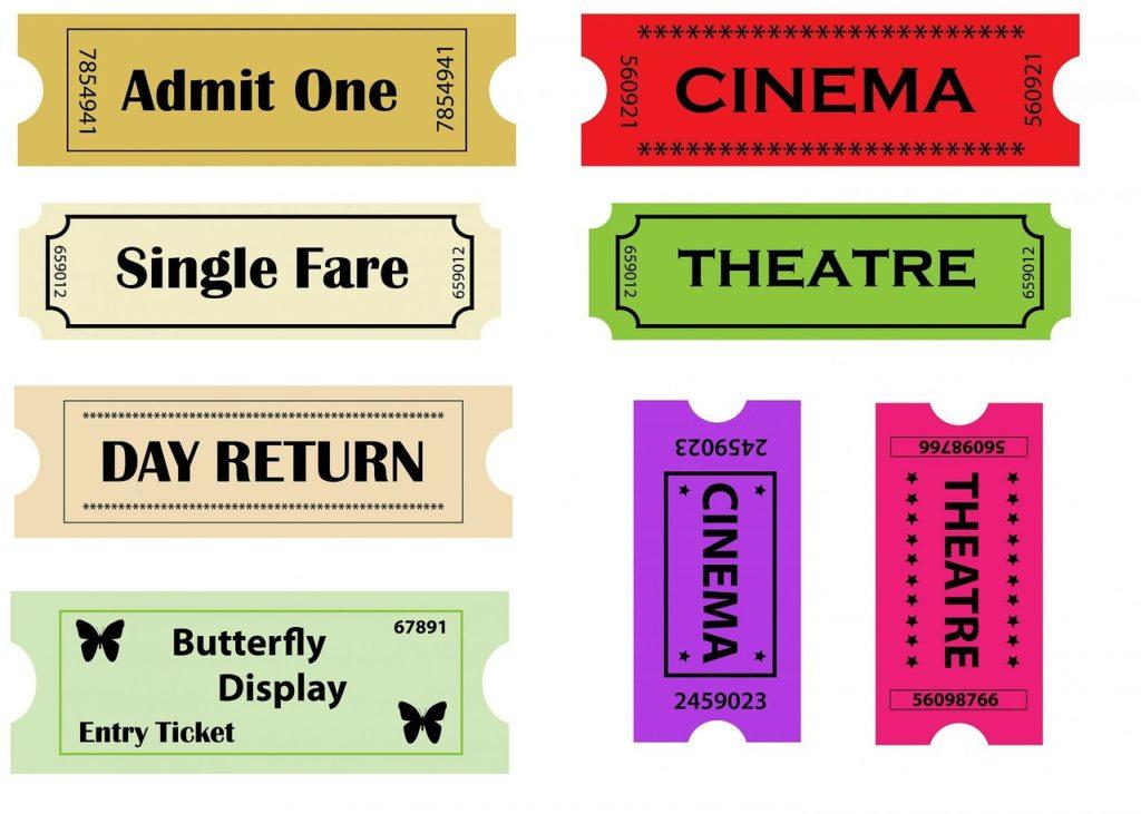 チケットのイメージ画像